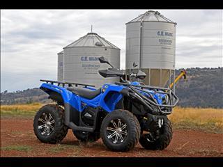 2018 CF MOTO X400 LE 400CC ATV