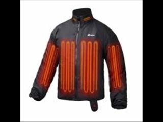 Deluxe Motorcycle Heated Jacket Liner - Road Bike Gear