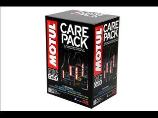 MOTUL MC CARE PACK - ROAD