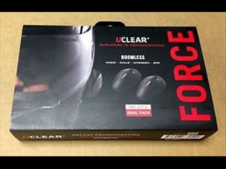 UCLEAR HBC200 FORCE BOOMLESS COMMUNICATION SYSTEM -  Accessories