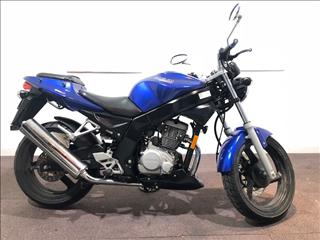 2008 DAELIM ROADWIN 125CC BA4 ROAD