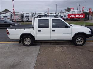 1998 HOLDEN RODEO LX TF R9 UTILITY