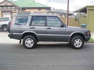 2002 LAND ROVER DISCOVERY TD5 (No Series) WAGON