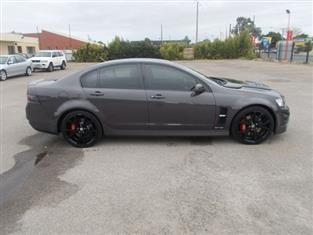 2006 HOLDEN SPECIAL VEHICLES GTS  E Series SEDAN