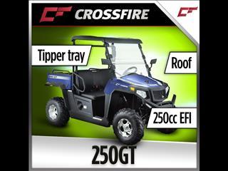2018 CROSSFIRE 250GT 250CC MY16 ATV