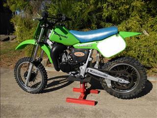 1999 KAWASAKI KX60 60CC MOTOCROSS