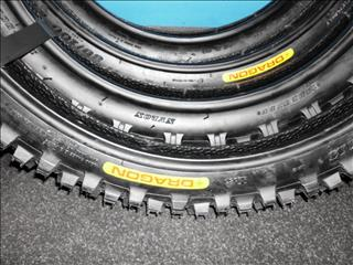 Dragon Knobby Tyre Sets