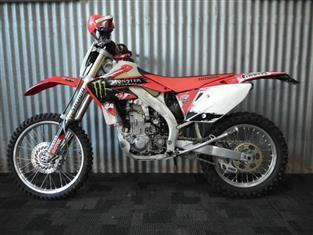 2008 HONDA CRF450X 450CC 6 ENDURO