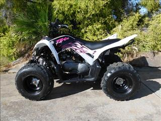 2010 YAMAHA YFM90R RAPTOR 90 90CC 9 ATV