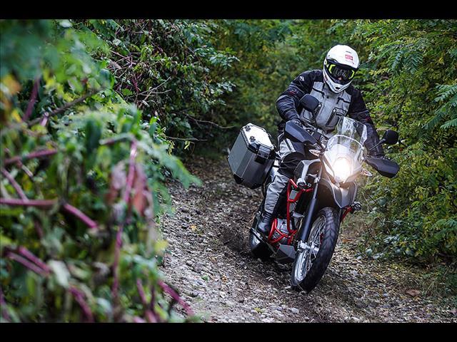 2016 SWM ADVENTURE SUPERDUAL MOTORCYCLE