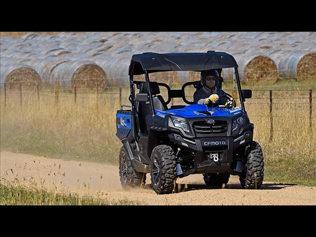 2018 CF MOTO U8 800 800CC ATV