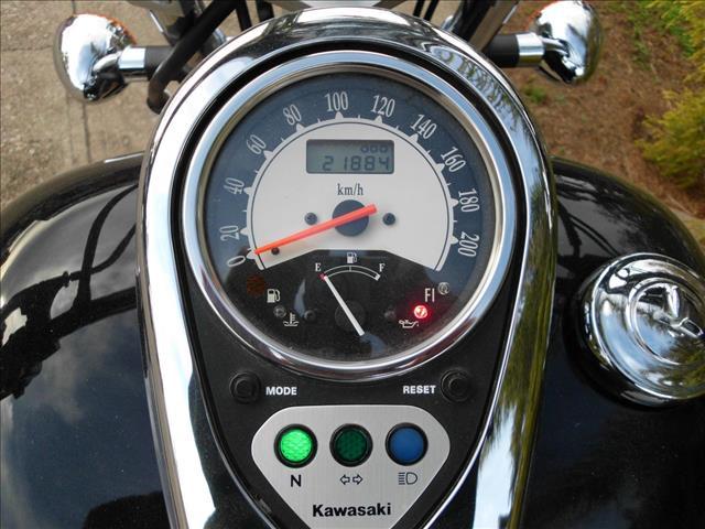2008 KAWASAKI VULCAN 900 CUSTOM 900CC C8F CRUISER