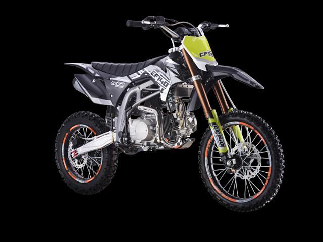 2016 CROSSFIRE CF140L 140CC MOTORCYCLE
