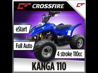 2018 CROSSFIRE KANGA 90CC ATV