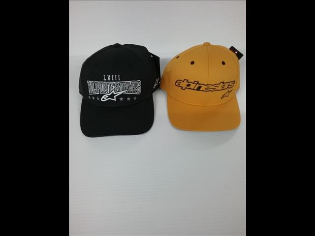 UNIT, FOX AND ALPINE-STAR HATS