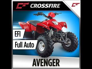 2018 CROSSFIRE AVENGER 110 110CC MY16 ATV