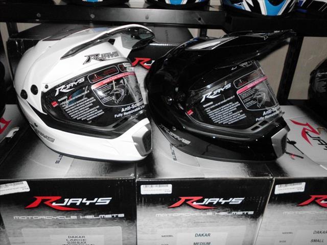 RJAYS Dakar Helmet