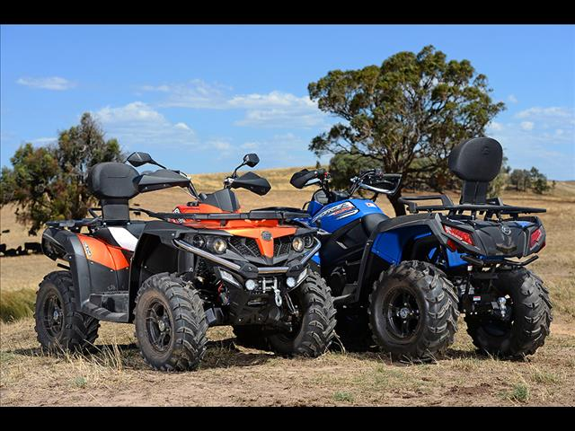 2016 CF MOTO X550 EPS 550CC ATV