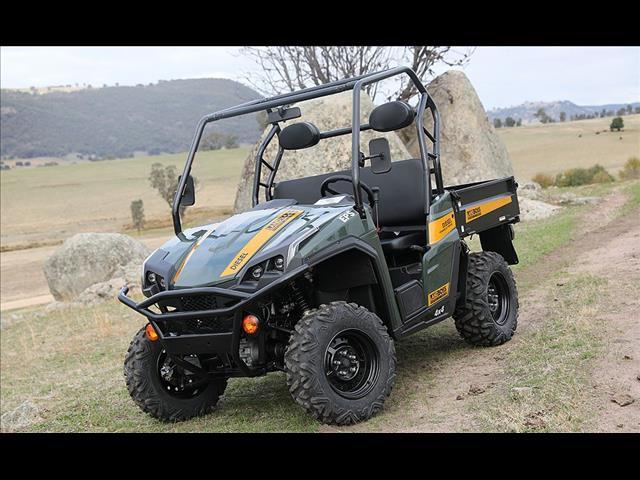 2018 LANDBOSS 800D (STANDARD) 800CC MY16 ATV