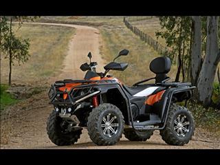 2018 CF MOTO X550 EPS 550CC ATV