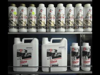 IPONE Lubricants for Your Suspension