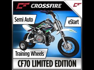 2018 CROSSFIRE CF70 70CC MINIBIKE