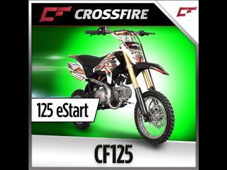 2018 CROSSFIRE CF125ES 125CC MY16 MINIBIKE