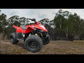 2016 KYMCO MONGOOOSE 90S 90CC ATV