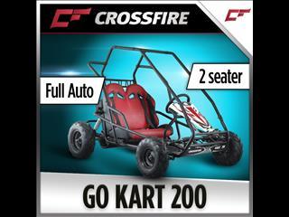 2018 CROSSFIRE GO-KART 200