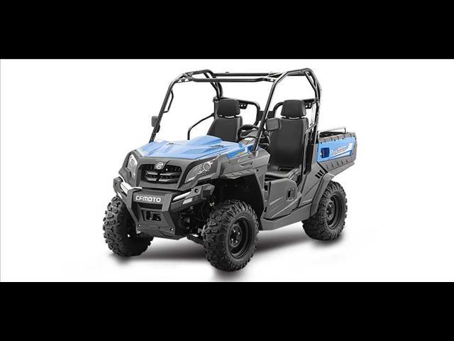 2016 CF MOTO U550 550CC ATV