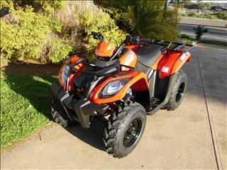 2018 KYMCO MXU 150 CC 150CC ATV