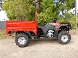 2018 ELSTAR CG250S AG BOSS 250CC ATV