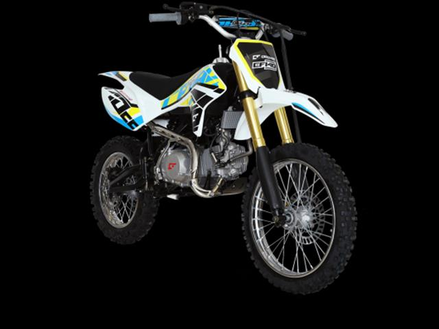 2016 CROSSFIRE CF140L 140CC MOTORCYCLE