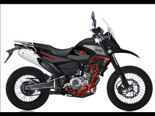 2016 SWM ADVENTURE SUPERDUAL MOTORCYCLE