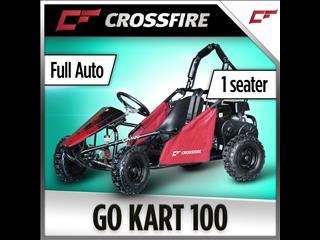 2018 CROSSFIRE GO-KART 100