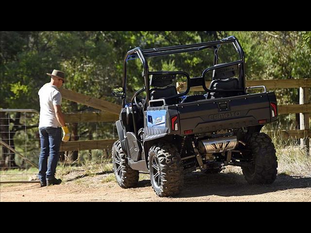 2018 CF MOTO U550 550CC ATV