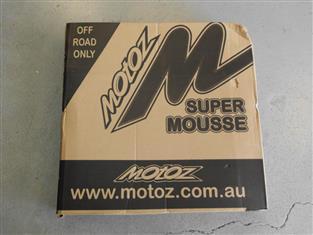 MotoOZ Mousse Tubes