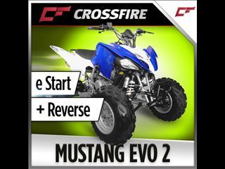 2018 CROSSFIRE MUSTANG EVO 2 270CC ATV