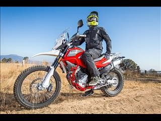 2018 SWM SUPERDUAL X 600CC MY18 DUAL SPORTS
