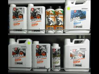 IPONE For All Your 4 Stroke Engine Oils