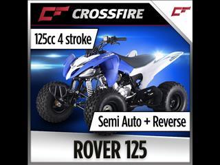 2016 CROSSFIRE ROVER125 125CC QUAD