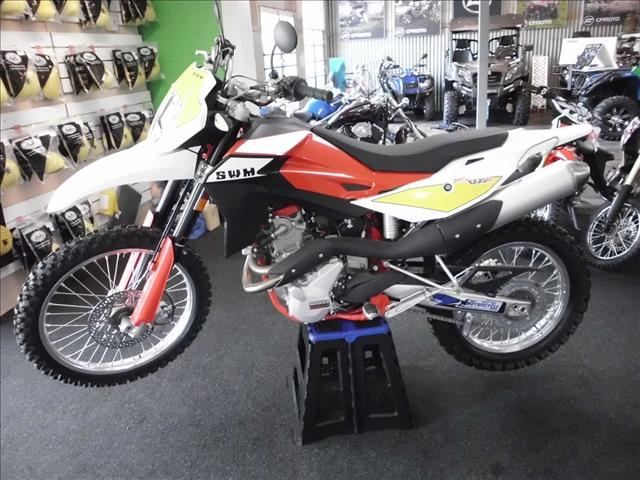 2015 SWM ENDURO RS 650R MOTORCYCLE