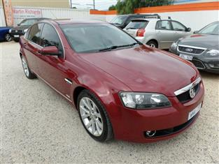 2008 HOLDEN CALAIS V VE SEDAN