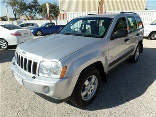 2007 JEEP GRAND CHEROKEE Laredo WH WAGON