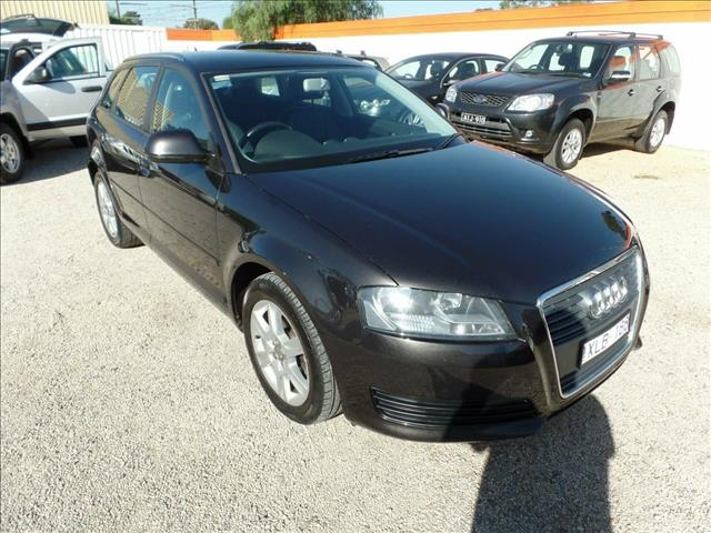 2009 AUDI A3 TFSI Attraction 8P HATCHBACK