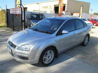 2006 FORD FOCUS GHIA LS SEDAN