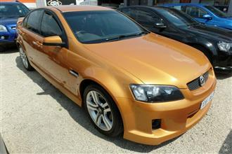 2010 HOLDEN COMMODORE SS VE MY10 4D SEDAN