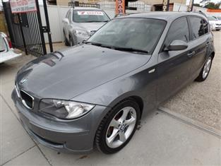 2009 BMW 120I  E87 HATCHBACK