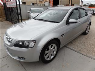 2009 HOLDEN COMMODORE OMEGA VE SEDAN