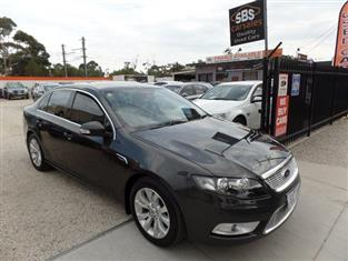 2010 FORD FALCON G6E FG SEDAN
